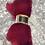 Thumbnail: Hand dyed Finnsheep Batt 136