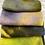Thumbnail: Pre Felt Hand Dyed x 4 pieces - 013