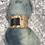 Thumbnail: Hand dyed Finnsheep Batt 122