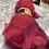 Thumbnail: Hand dyed Finnsheep Batt 135