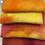 Thumbnail: Pre Felt Hand Dyed x 4 pieces - 009