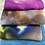 Thumbnail: Pre Felt Hand Dyed x 4 pieces - 014