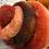 Thumbnail: Hand dyed Finnsheep batt 031