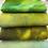Thumbnail: Pre Felt Hand Dyed x 4 pieces - 003