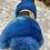 Thumbnail: Hand dyed Finnsheep Batt 129