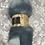 Thumbnail: Hand dyed Finnsheep Batt 119