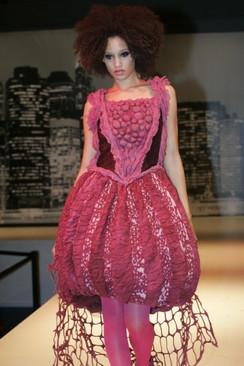 upcycled dress