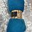 Thumbnail: Hand dyed Finnsheep Batt 128