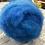 Thumbnail: Hand dyed Finnsheep Batt 125