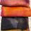 Thumbnail: Pre Felt Hand Dyed x 4 pieces - 008