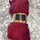 Thumbnail: Hand dyed Finnsheep Batt 138