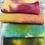 Thumbnail: Pre Felt Hand Dyed x 4 pieces - 036