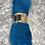 Thumbnail: Hand dyed Finnsheep Batt 124