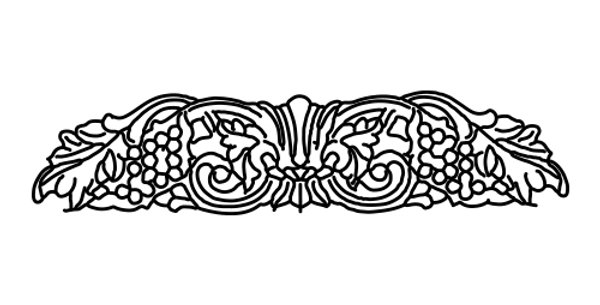 Luxury Blanco Carving