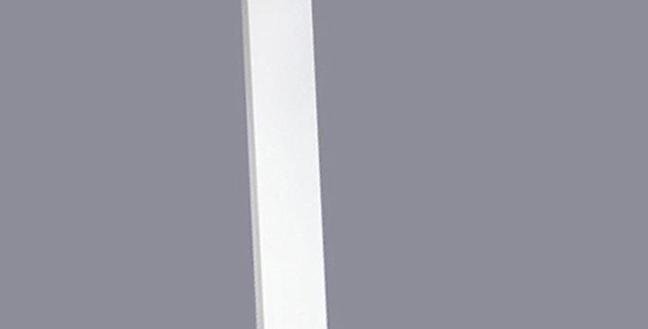 White Shaker Wall Filler