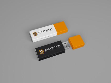 Free Brand USB Flash Drive Mockup PSD.jp