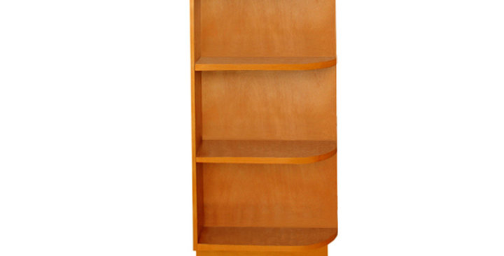Honey Spice Base End Open Shelve