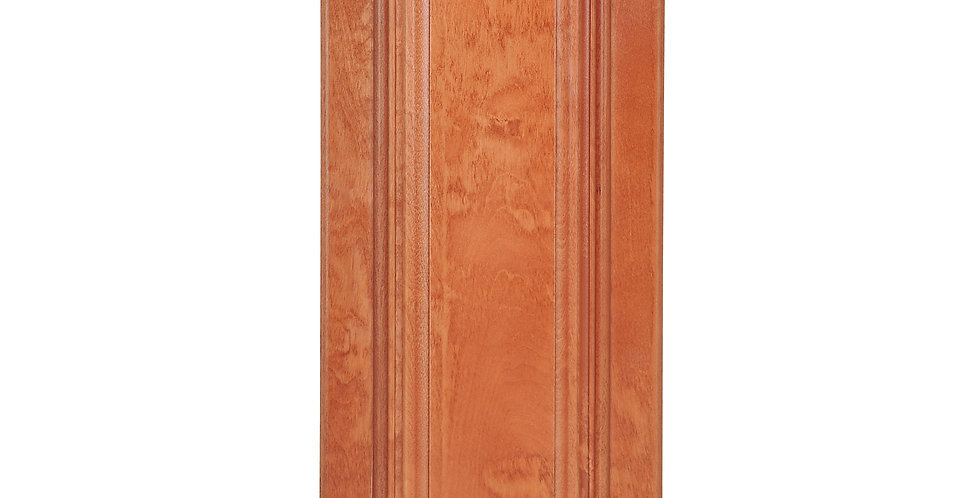 Wine Maple Wall Dummy Door