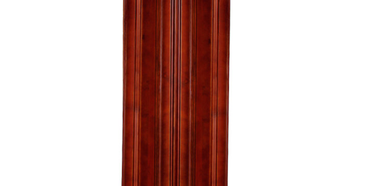 Cherry Maple Wall End Cabinet