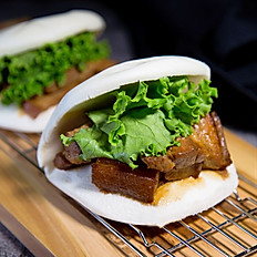 Steam Pork Bao Buns