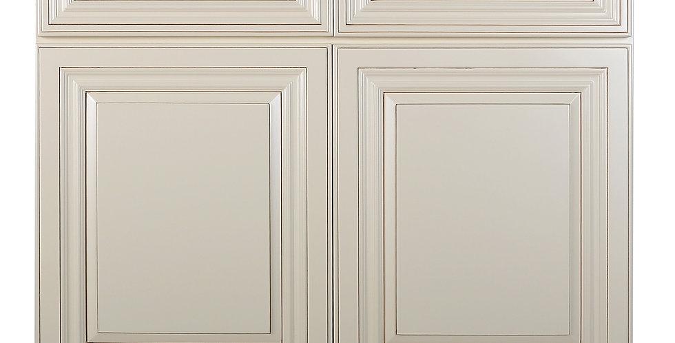 Cream White Base Cabinet 33-36