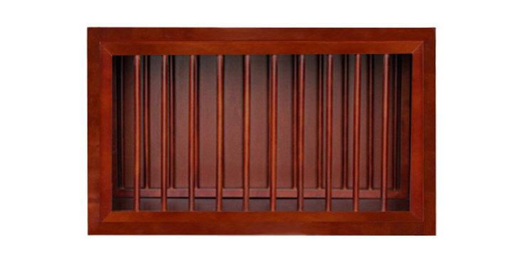 R4 Wall Plate Rack - PRC3018