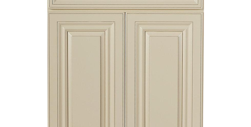 Cream White Base Cabinet 21-30