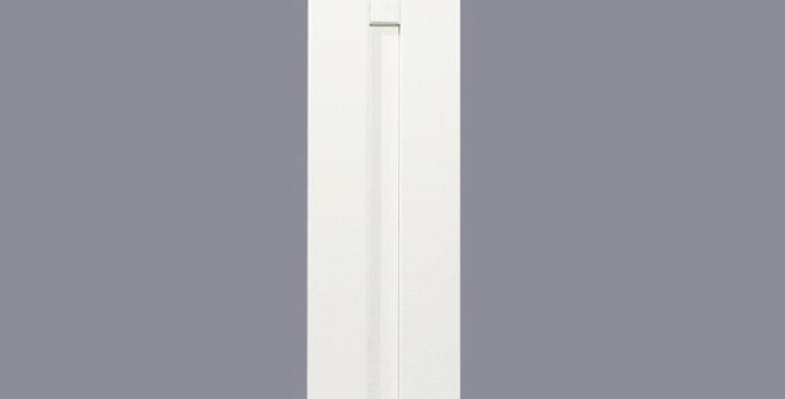 White Shaker Wall Dummy Door