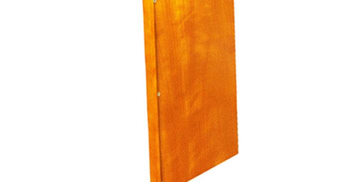Honey Spice Dishwasher End Panel