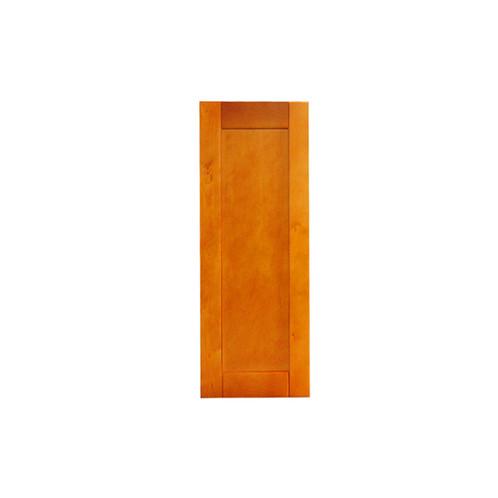Wandplank 30 Diep.Honey Spice Single Door Wall Cabinet 12 Deep 30 H