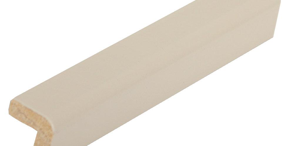 Cream White Outside Corner Molding