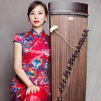 Zither Performer, Wei Sun