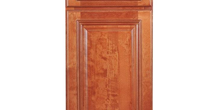 Wine Maple Base Cabinet 09-18