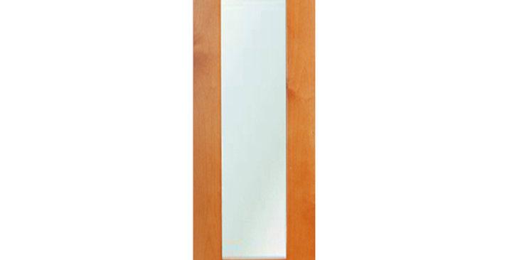 Honey Spice Glass Door (Single Door)