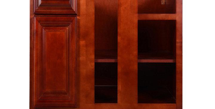 Cherry Maple Base Blind Cabinet 36-42 L/R