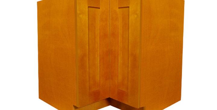 """Honey Spice Lazy Susan Base Cabinet 33-36"""""""