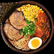 Korean Kimchi Ramen