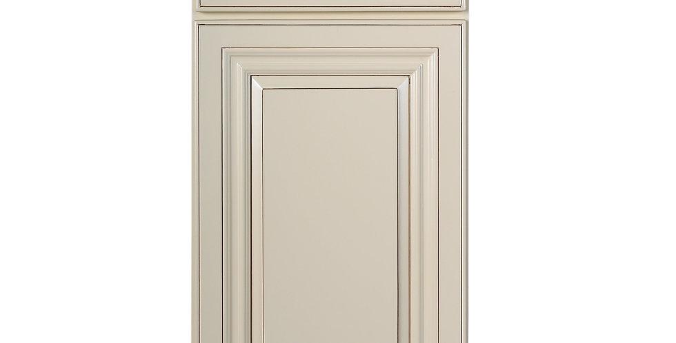 Cream White Base Cabinet 09-18