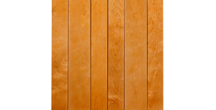 "Honey Spice Wall Cabinet 12"" Deep 39""H"