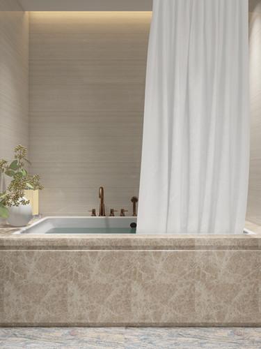 Bathtub Deck