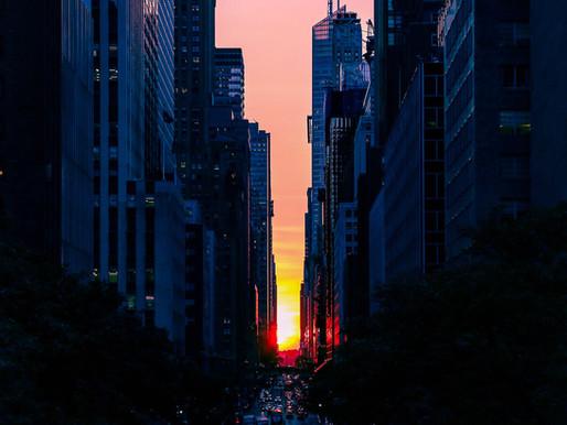 Experiencing: The Manhattanhenge