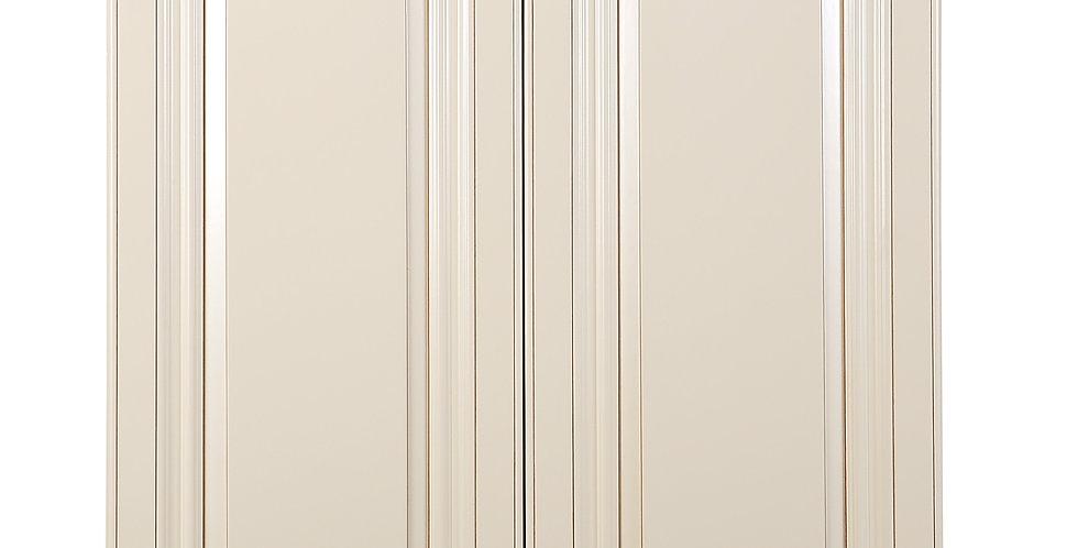 "Cream White Wall Cabinet 12"" Deep 30""H"