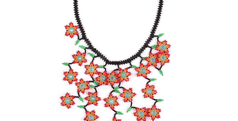 Flores Necklace 08