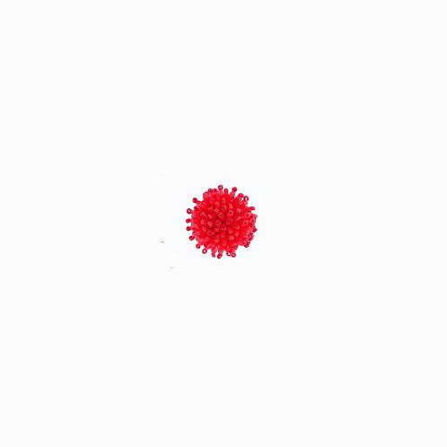 Rojo Anemona Ring