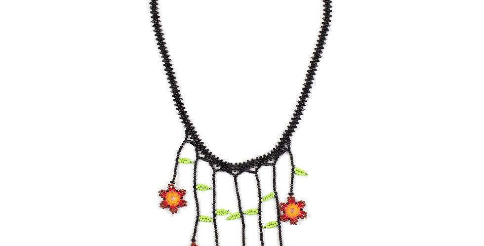Flores Necklace 04