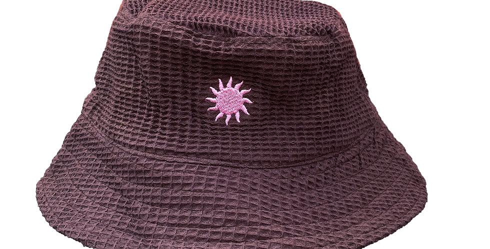 Playa Bucket Hat Brown