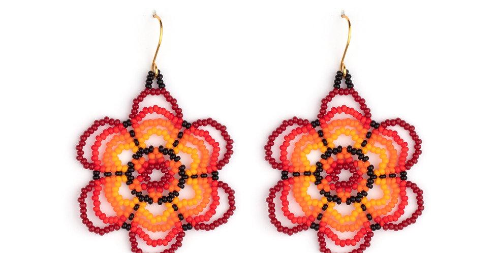 Flores Earrings 04