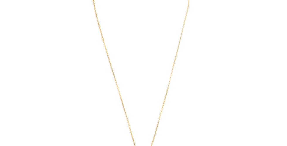 Lilo Yellow Necklace
