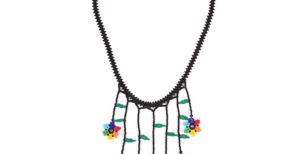 Flores Necklace 06