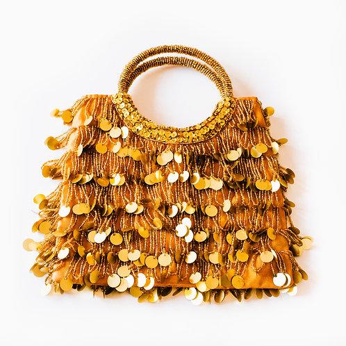 Gold Gypsy Bag